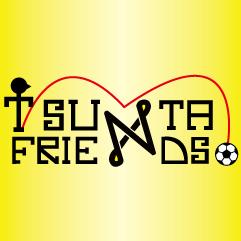 tsunta friends ファビコン